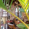 deck bali bungalow accommodation bali