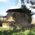 Stato dei luoghi : Mausoleo di Aquilio Regolo