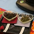 美味しいお茶の淹れ方講座 中国茶で使用の茶葉。