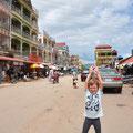 Nouchine zeigt Kampot / Kep
