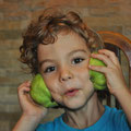 Jonathan probiert Guava