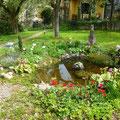 Ferienwohnung Mühlenblick Garten1