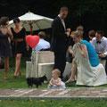 Auf der Hochzeit meiner Cousine..
