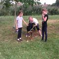 und mit Hund Max