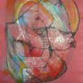 Mantra Vacuo1, mixta sobre papel, 22 x 16 cms, marvilla/2014