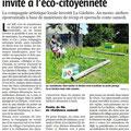 La CHARENTE LIBRE du 18/07/2017
