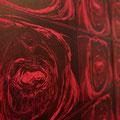 Schlünder (throats), 2014, print on neonpaper, 29,7x42 cm, installation view