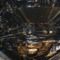 Unterboden im Vorderbereich kompl. fertig geschützt