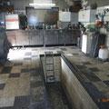 Unsere kleine Werkstatt mit allem technischen Know-How