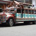 Autobus der besondern ArtAutobus der besondern Art