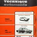 Renault 15 Opel REKORD 2100D