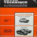 Renault 12 et Lancia BETA