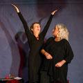 Hitzefrei  (Jutta Klawuhn, Sabine Essich)             Foto: Helmut Bär