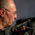 Eingeborenenmusik vom Bodensee - Thomas Banholzer                          Foto: Bär