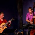 Martin Hess & Oliver Fabro                Foto: helmut Bär