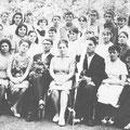 8а класс в школе-интернате 1967 год