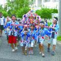 入船中央エステート自治会 夏祭り