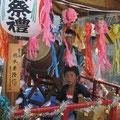 富士見三丁目自治会夏祭り