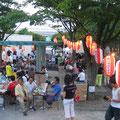 今川団地自治会 夜店祭り