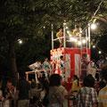 富岡自治会 夏祭り(撮影 広報委員 松村)