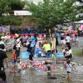 富士見リバーサイドフェスティバル(撮影 広報委員 松村)