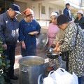 京成サンコーポ自治会 餅つき大会