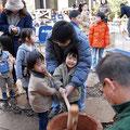 冬:ベイシティ新浦安自治会のもちつき大会