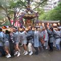 入船東エステート自治会 夏祭り