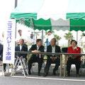 2006年 2525フェスティバル 自治会連合会の木邨副会長がフェスティバルの実行委員長として参加