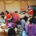 2009年 猫実1・2丁目子ども会クリスマス会 猫実東自治会、コープ野村浦安自治会協力の猫実1・2丁目子ども会の「クリスマス会」