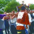 美浜東エステート自治会 夏祭り