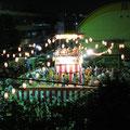 昭和48年から続く納涼盆踊り大会は連合会の一番大きな主催事業