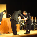 自治会連合会表彰式