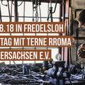 Flyer Praxistag, Projekt Drei Bausteine
