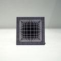 Magnet Vasarely FF-NEG petit format