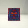 Magnet Vasarely Bi Ka petit format