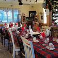 table de Noël 2016