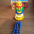 € 5,00 Toren van Pisa (doos is een gat in maar spel is in orde en compleet )