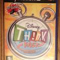 € 7,50 Disney Think Fast PS2 Playstation 2 spel