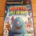 € 9.50 Monsters vs Aliens PS2 Playstation 2 spel