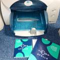 Printer HP Apollo P2200 voor onderdelen