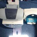 Printer Canon S520 of Canon MPC400 voor onderdelen