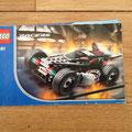 €BIEDEN ALLEEN het boekje Legonummer 8381