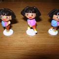 € 1,00 drie keer Dora