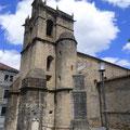 Collégiale Santa María La Mayor