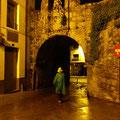 La porte de Santiago