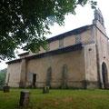 L'église romane de San Salvador, consacrée en 921.