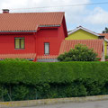 Que de maisons colorées