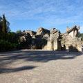 Les ruines de Italica