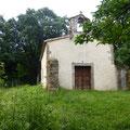Ermita de la bienvenue, protrectrice du Camino de Santiago